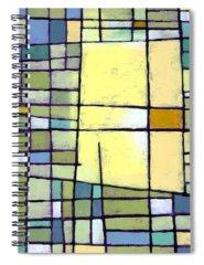 Pattern Spiral Notebooks