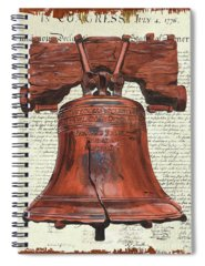 National Monument Spiral Notebooks