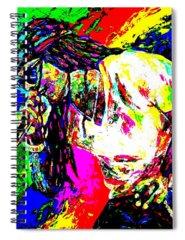 Lil Wayne Spiral Notebooks