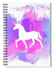 Magic Mixed Media Spiral Notebooks