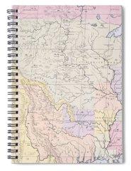 Squamish Spiral Notebooks