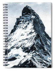 Matterhorn Mixed Media Spiral Notebooks