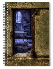 Derelict Spiral Notebooks