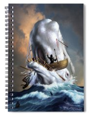 Legendary Spiral Notebooks