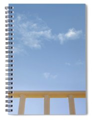 Railing Spiral Notebooks