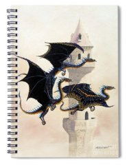 Dragon Spiral Notebooks