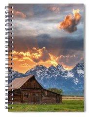 Historic Spiral Notebooks