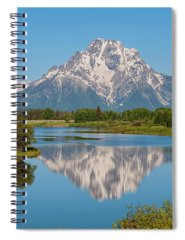 Jackson Hole Photographs Spiral Notebooks