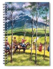 Morrow Mountain Spiral Notebooks