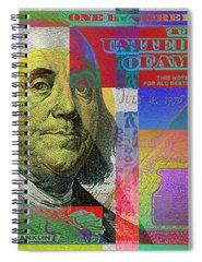 Still Life Spiral Notebooks