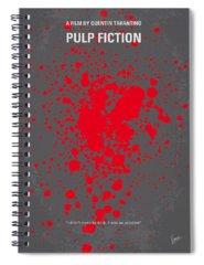 Fiction Digital Art Spiral Notebooks
