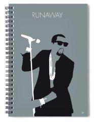 Kim Kardashian Spiral Notebooks