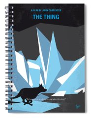 Helicopter Spiral Notebooks