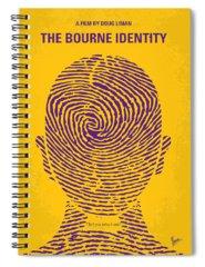 Identity Spiral Notebooks
