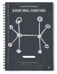 Robin Digital Art Spiral Notebooks