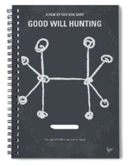 Hunting Spiral Notebooks