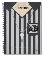 Old Glory Spiral Notebooks