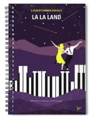 Jazz Spiral Notebooks