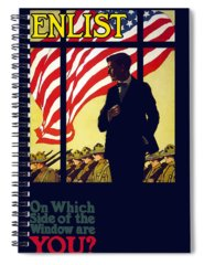 Troop Spiral Notebooks