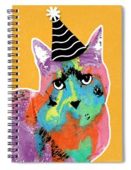 Party Spiral Notebooks
