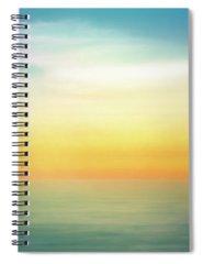 Daytime Spiral Notebooks