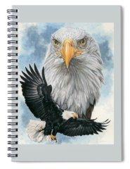Raptor Spiral Notebooks