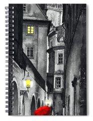 Giclee Spiral Notebooks