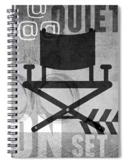Theaters Spiral Notebooks