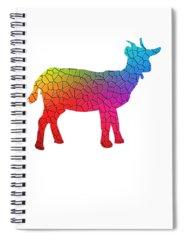 Designs Similar to Rainbow Goat by Kaylin Watchorn
