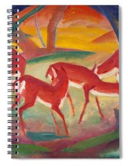 Designs Similar to Red Deer One by Franz Marc