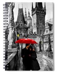Mixed Media Mixed Media Spiral Notebooks