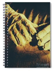 Alive Photographs Spiral Notebooks