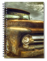 Truck Spiral Notebooks