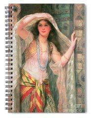 Harlot Spiral Notebooks
