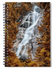Sea To Sky Highway Spiral Notebooks