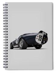 Racing Spiral Notebooks