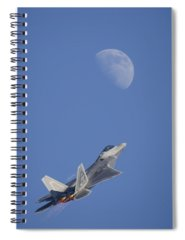 F-22 Spiral Notebooks