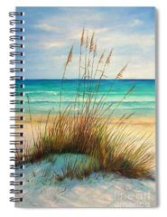 Grass Paintings Spiral Notebooks