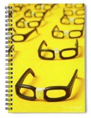 Nerdy Spiral Notebooks