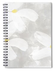 Gray Spiral Notebooks