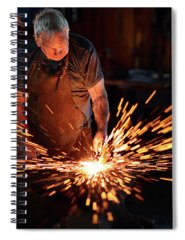 Blacksmith Spiral Notebooks