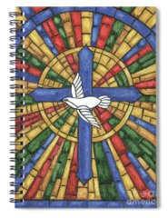 Symbol Spiral Notebooks