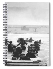 World War Spiral Notebooks