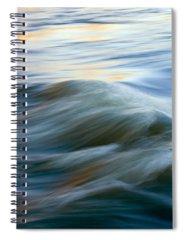 Yakima River Photographs Spiral Notebooks