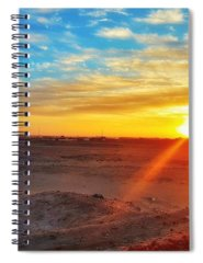 Sun Spiral Notebooks