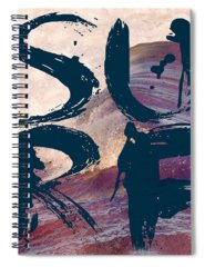 Beach Mixed Media Spiral Notebooks