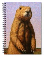 Prairie Spiral Notebooks