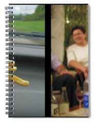 Doberman Pinscher Spiral Notebooks