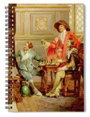 Chess Spiral Notebooks