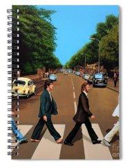 Soul Spiral Notebooks